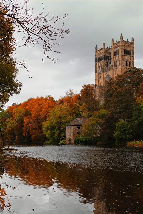 Durham, Cathedral, England