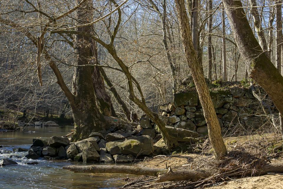 Eno River, State Park, Durham North Carolina, Durham