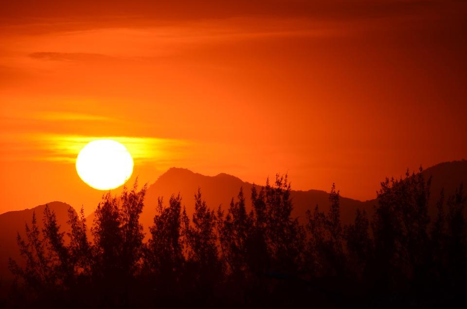 Rio De Janeiro, Dusk, Eventide, Twilight, Sunset