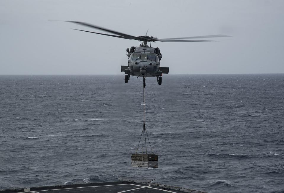 Mh-60s Sea Hawk, Dusty Dogs Of Helicopter Sea