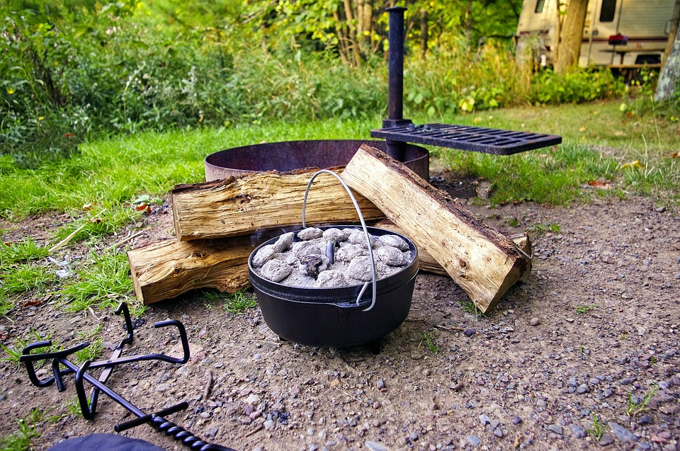 Dutch Oven Cooking, Camp, Cooking, Dutch, Oven, Camping