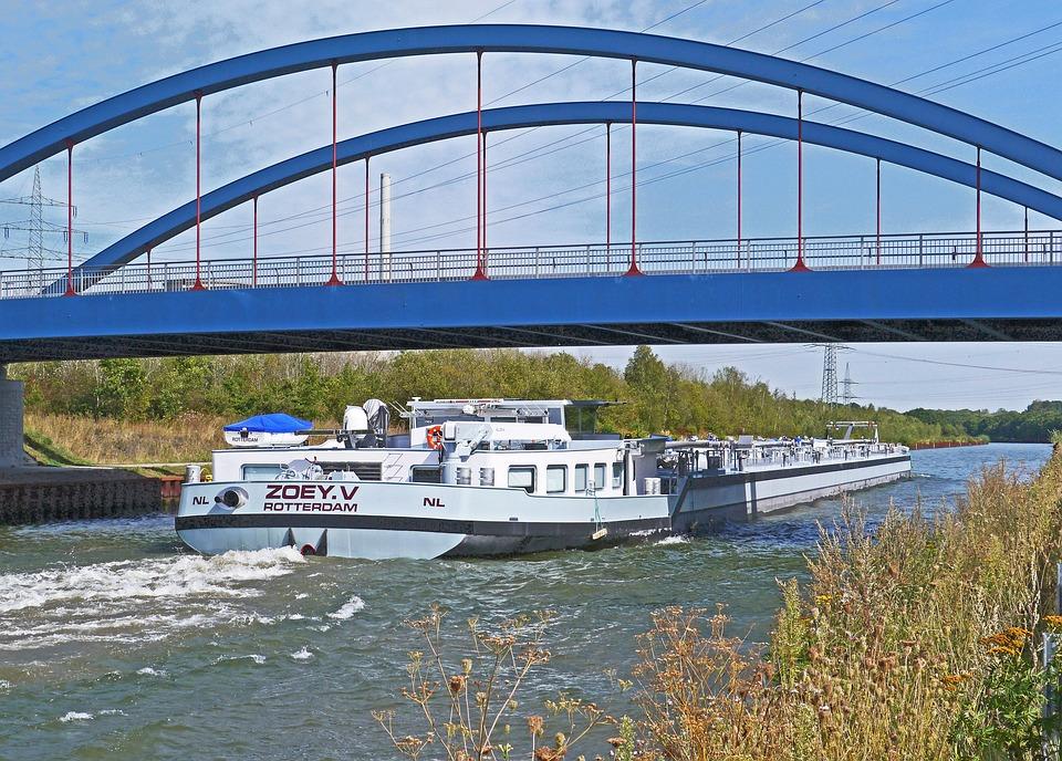 Barge, Europe Class, Tanker, Dutch