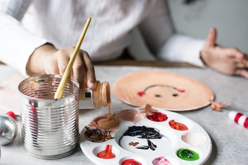 Artist, Painter, Colors, Arts, Painting, Dye, Palette