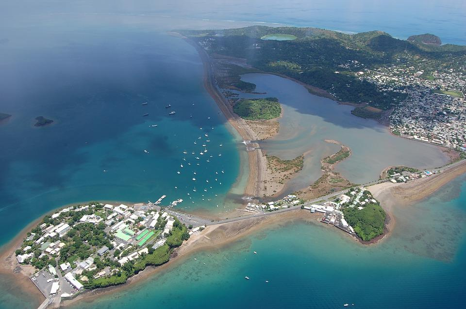 Mayotte, Dzaoudzi, Archipelago