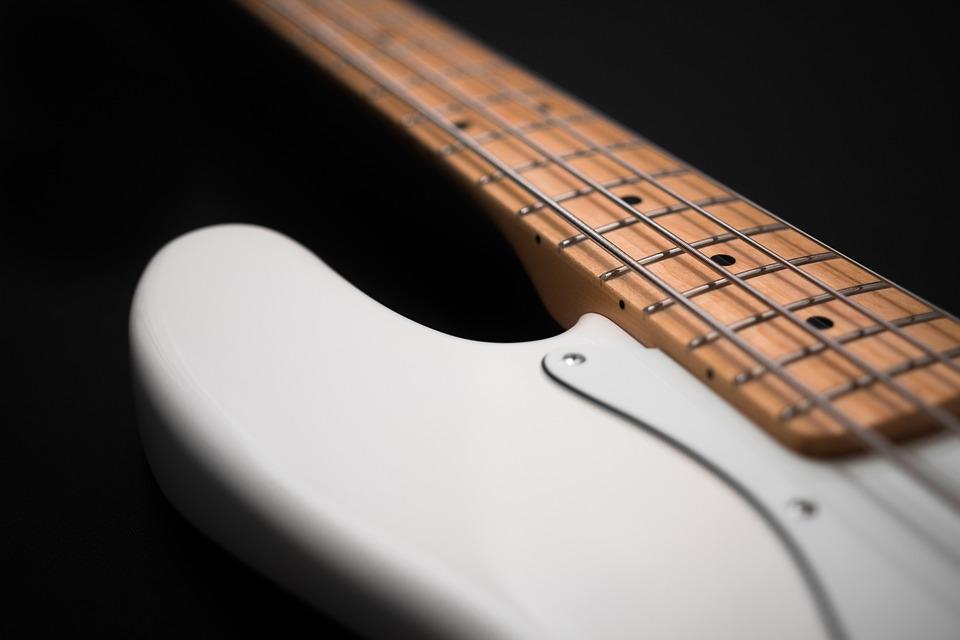 Bass, Guitar, Strings, Instrument, E Bass