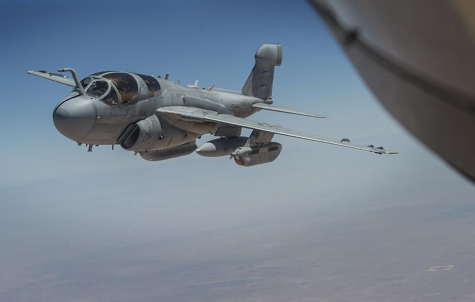 Ea-6b Prowler, Us Navy, Operation Inherent Resolve