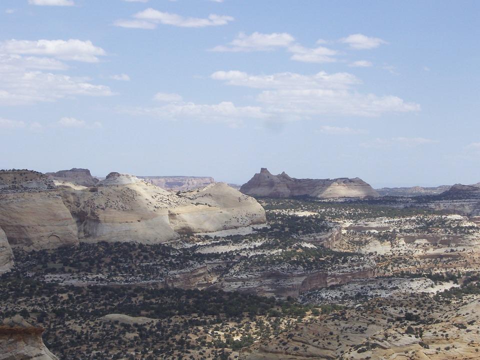 Eagle Canyon, San Rafael Swell, Utah, Landscape