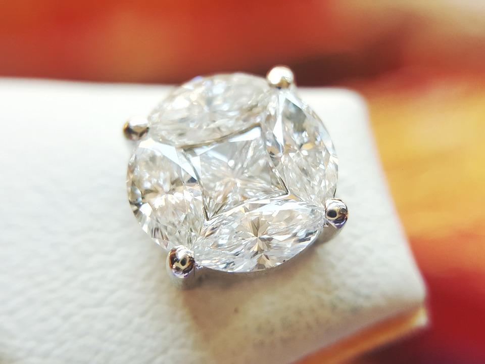 Diamond, Earrings, Jewelry, Luxury, Jewellery