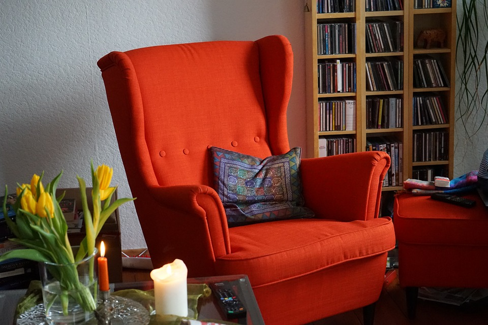 Chair, Ears Armchair, Furniture Pieces, Seating Area
