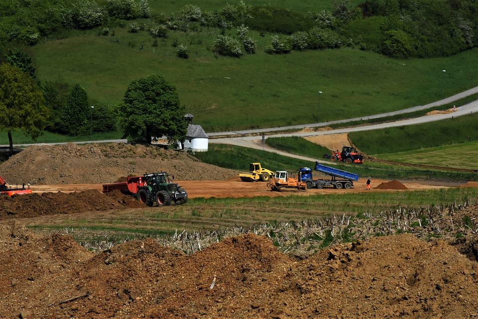 Site, Land, Earth, Construction, Location, Development