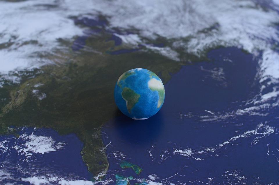 Planet, Model, Earth