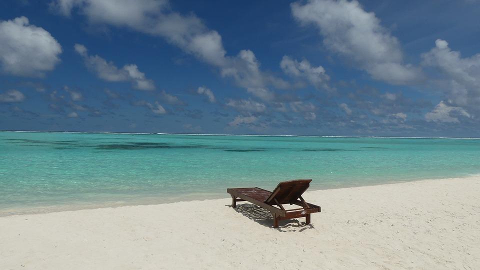 Sand, Beach, Ease, Waters