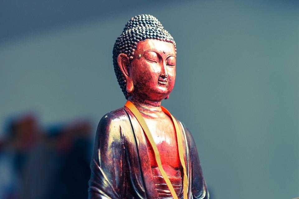 Buddha, Statue, Meditation, Eastern, East, Figurine