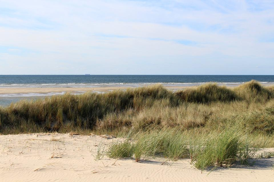 Langeoog, Island, East Frisia, North Sea, Coast, Beach