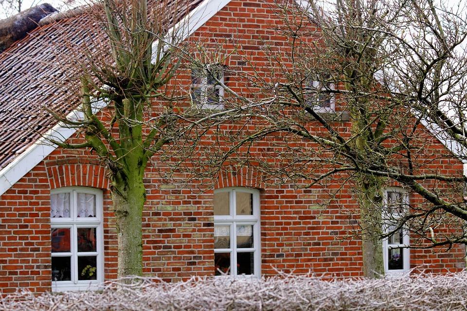 East Frisia, Building, Fehnhaus, Architecture