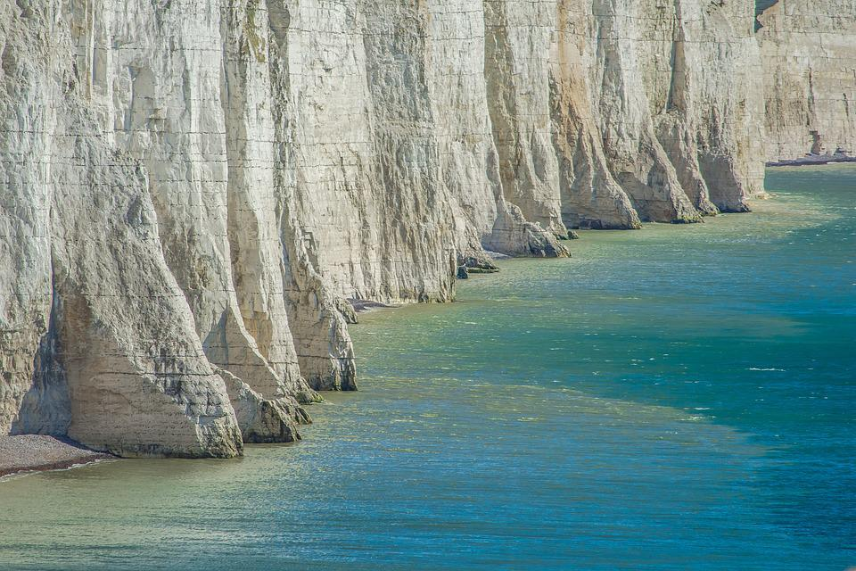 Seven Sisters, England, Rocks, East Sussex, Beachy Head