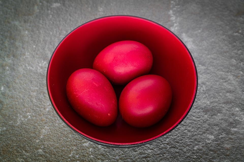 Bowl, Desktop, Egg, Easter, Celebration, Boiled