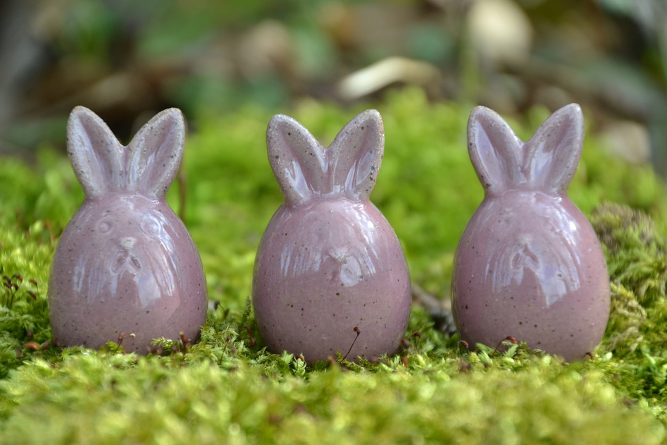 Easter, Easter Bunny, Cute, Hare, Deco, Easter Theme