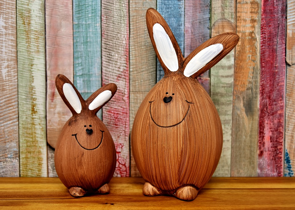 Easter, Easter Bunny, Figure, Funny, Happy Easter