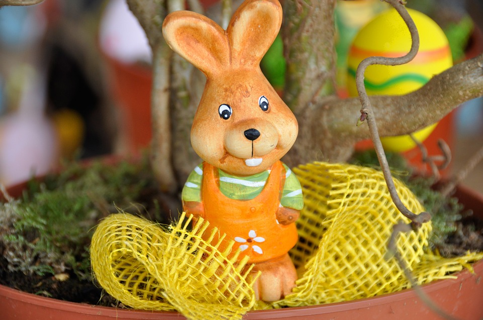 Easter, Hare, Easter Bunny