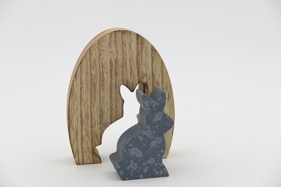 Hare, Easter Bunny, Easter, Easter Theme, Figure