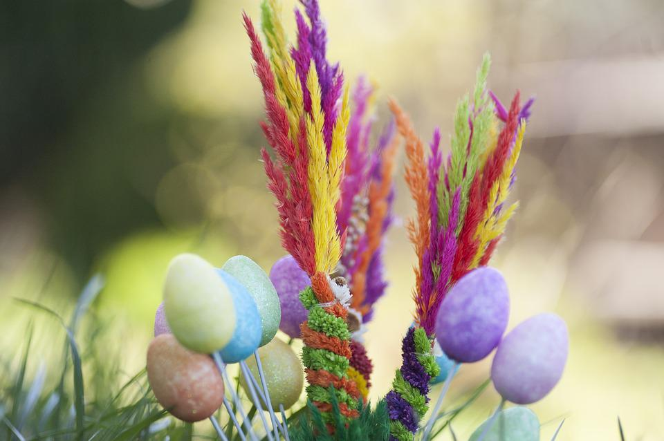Palm, Sunday, Easter, Christianity, Christian, Spring