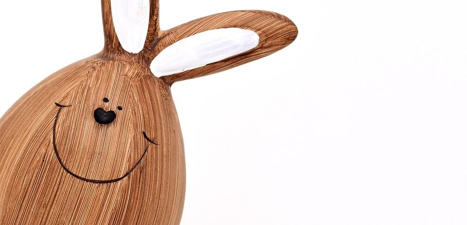 Easter, Easter Bunny, Spring, Figure, Easter Decoration