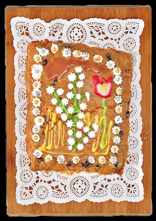 Mazurka, Easter, Cake, Decoration, Eating, Food