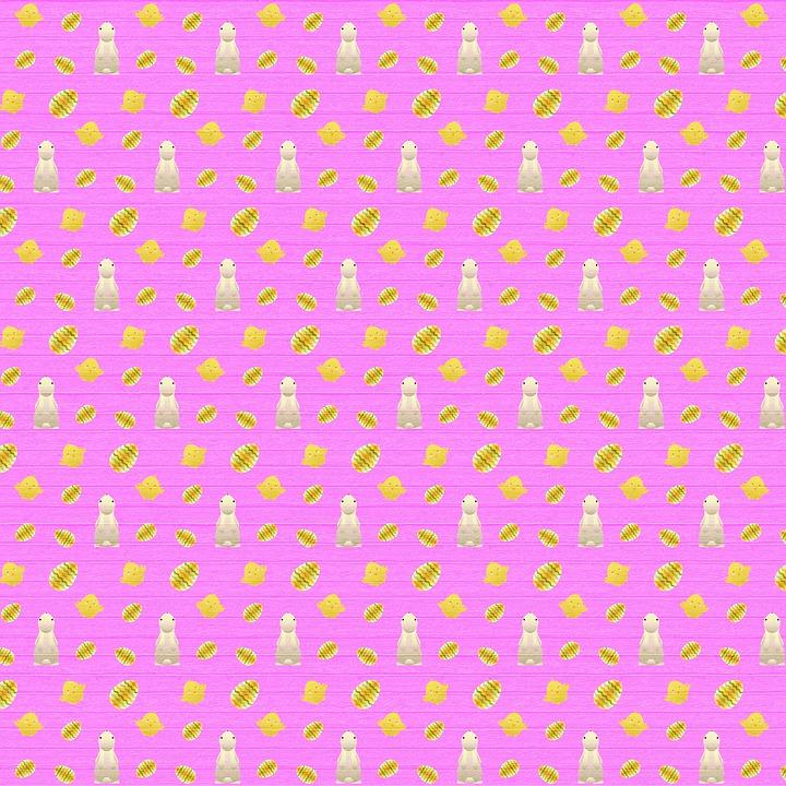Easter Digital Paper, Paper, Pattern, Scrapbooking