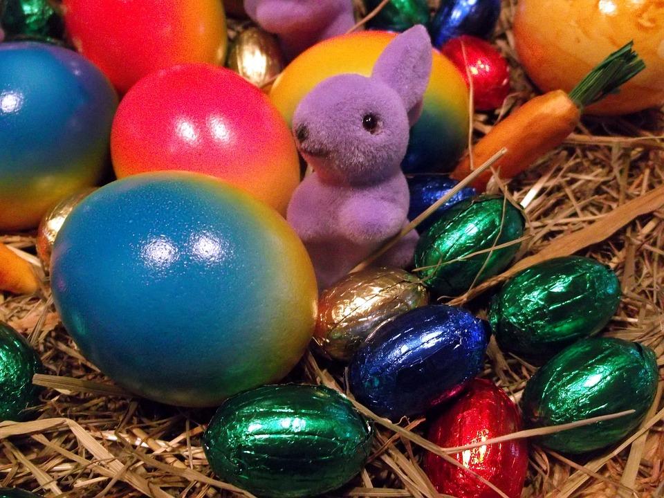 Easter Nest, Easter, Decoration