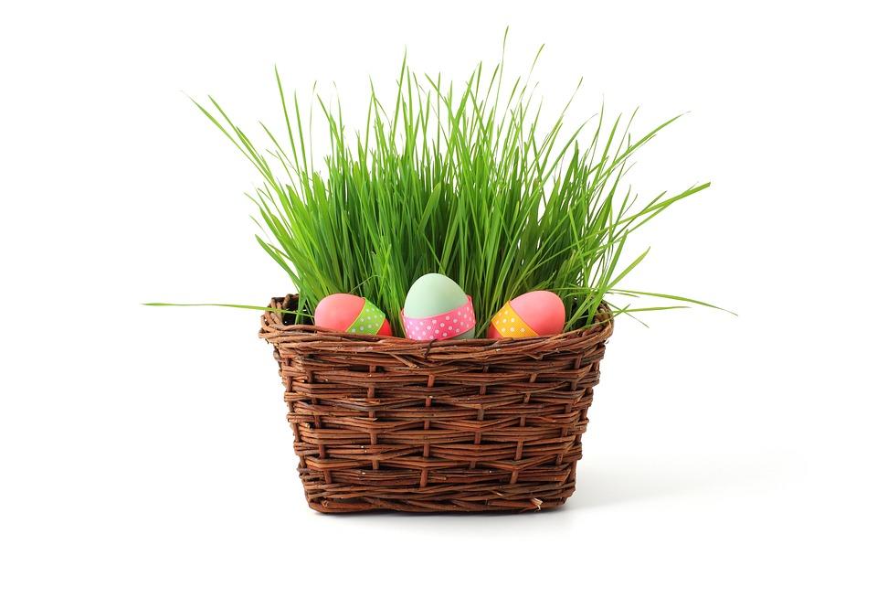Basket, Celebration, Decoration, Easter, Egg, Eggs