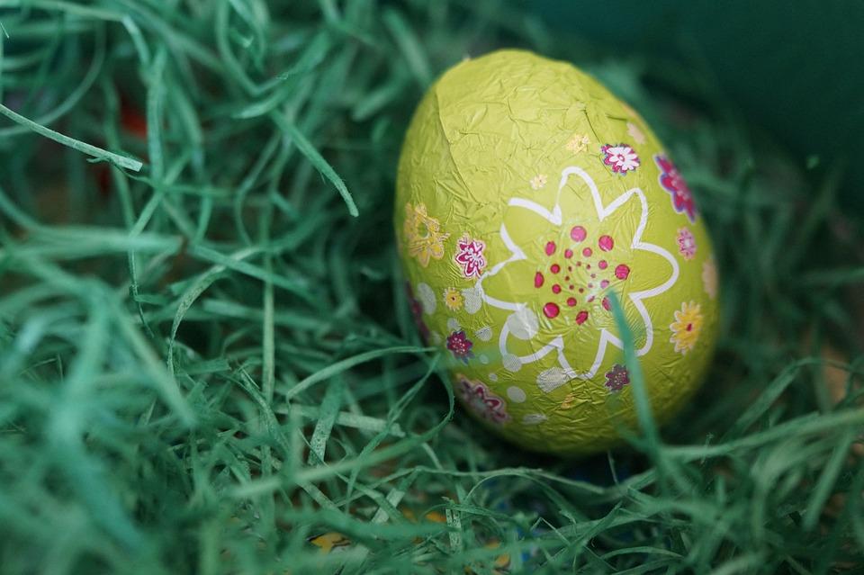 Egg, Easter Egg, Easter Nest, Child, Children, Spring