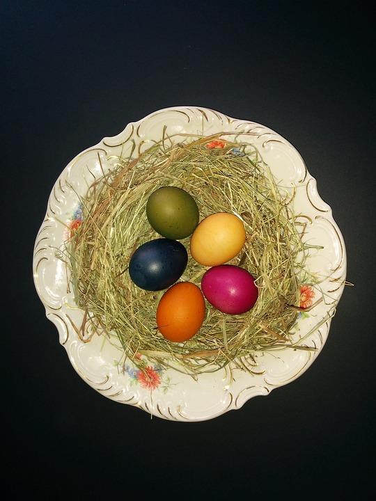 Easter Egg, Dye Eggs, Easter, Egg, Easter Decorations