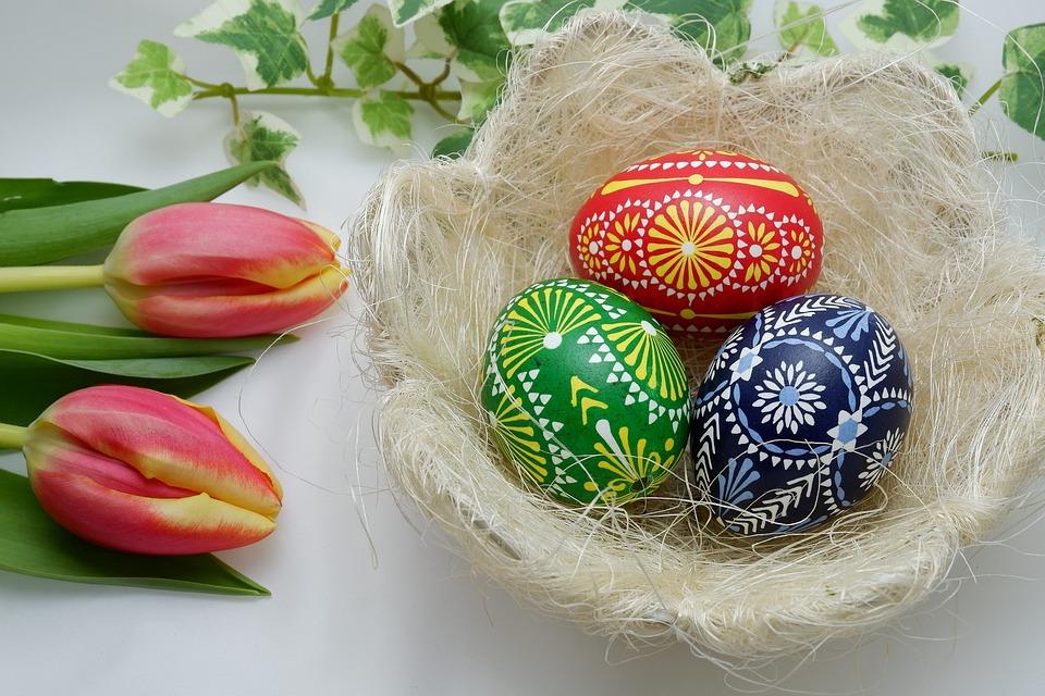 Sorbian Easter Eggs, Easter Egg Sorbian