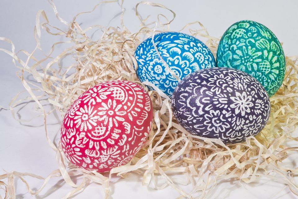 Eggs, Egg, Easter Eggs, Easter Egg, Easter, Decoration