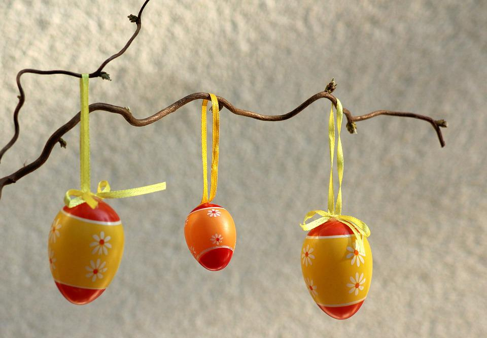Eggs, Easter Eggs, Easter, Easter Decorations