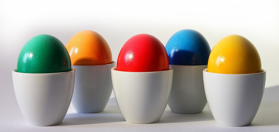 Egg, Easter Eggs, Colorful, Color, Delicious