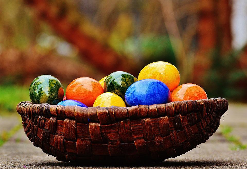 Easter, Easter Eggs, Colorful, Happy Easter, Egg