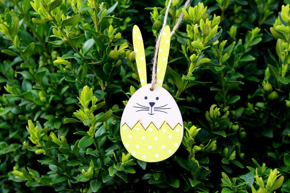 Hare, Decoration, Easter, Pendant, Easter Holidays