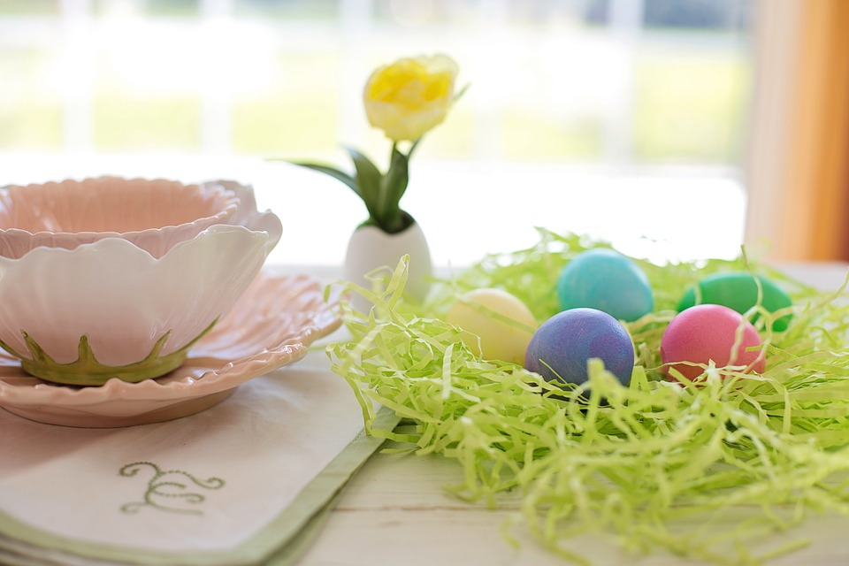 Easter Eggs, Colorful, Pastels, Easter, Holiday, Spring