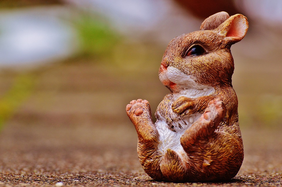 Hare, Easter Bunny, Easter, Cute, Figure, Easter Theme