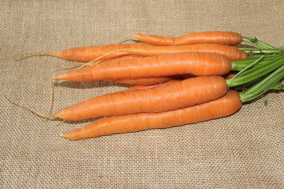 Carrots, Federal Carrots, Eat, Food