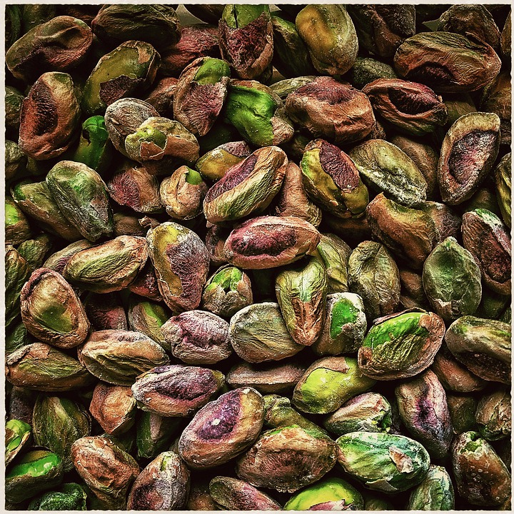 Pistatzien, Nuts, Eat, Food, Nutrition, Feed, Tasty