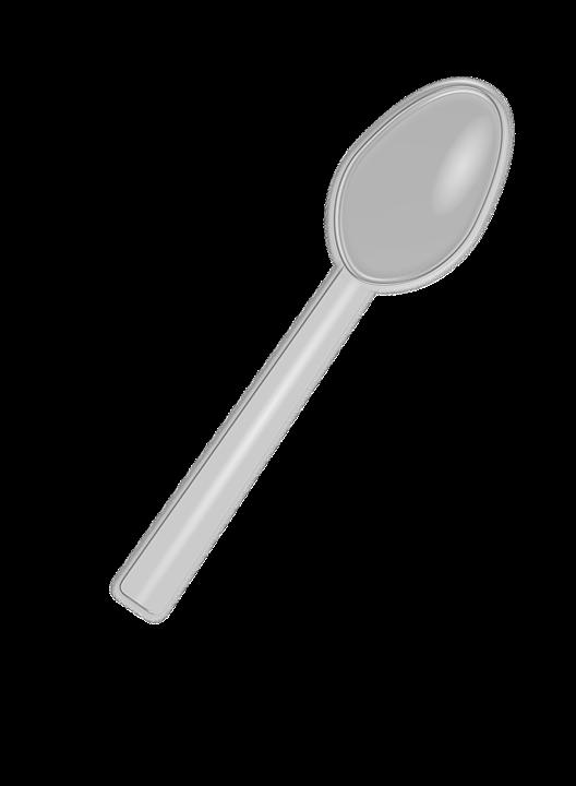 Spoon, Eat, Food, Hold, Metal, Steel