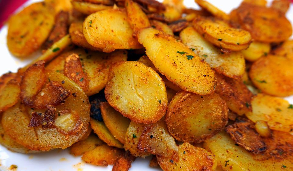 Fried Potatoes, Eat, Potatoes, Delicious, Food, Hearty