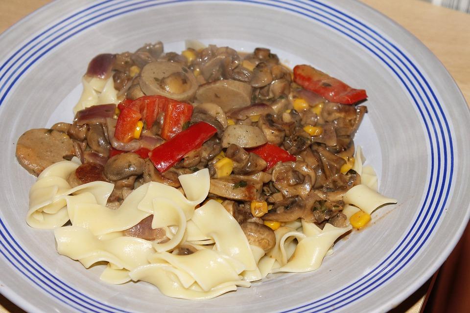 Tagliatelle, Sliced, Food, Eat, Cook, Noodles