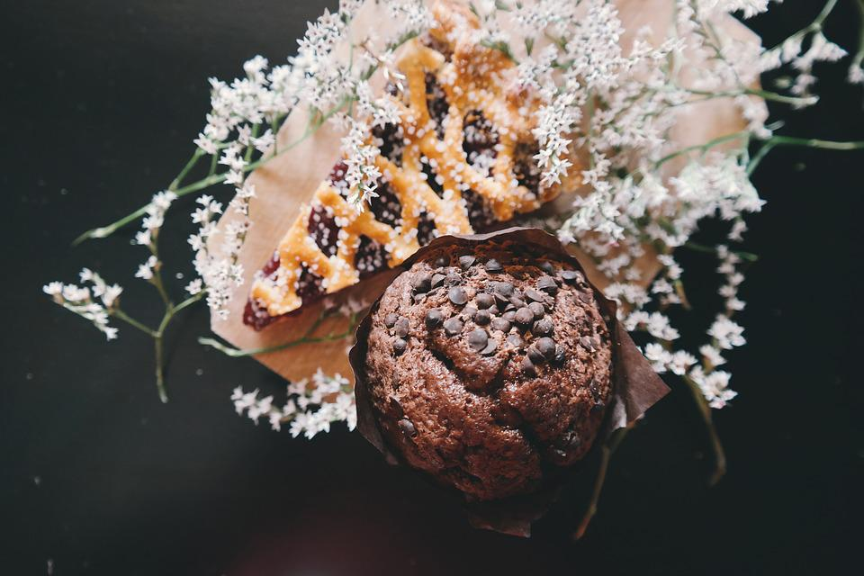 Cupcake, Muffin, Pie, Pastry, Bake, Food, Eat, Dessert