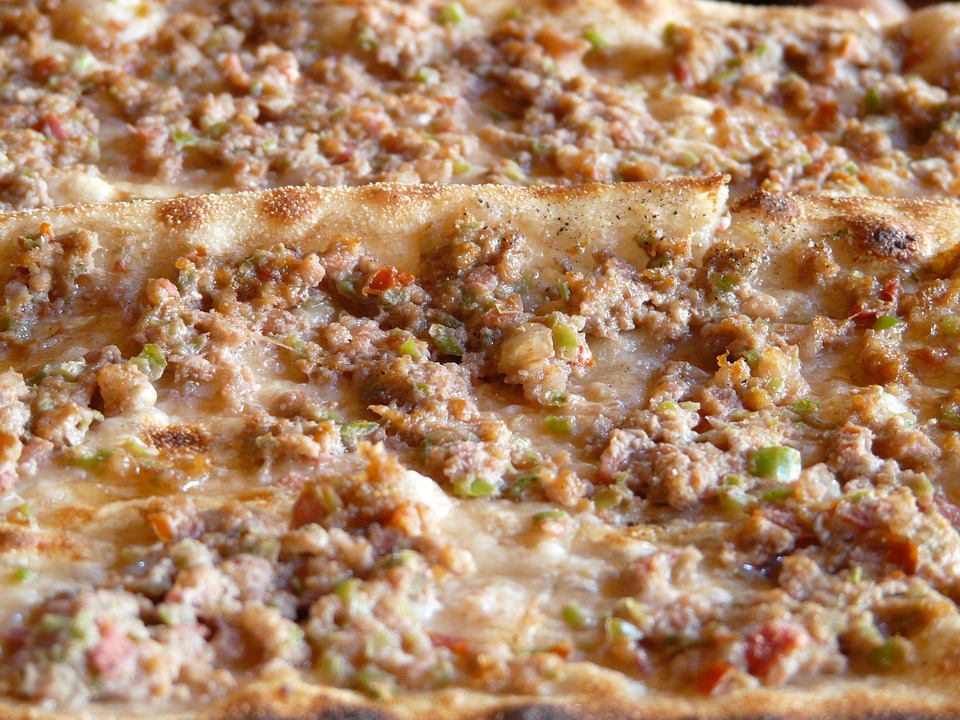 Pizza, Pizza Topping, Turkish Pizza, Food, Eat