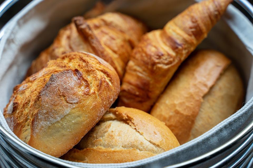 Roll, Breakfast, Arouse, Croissant, Food, Eat, Bread