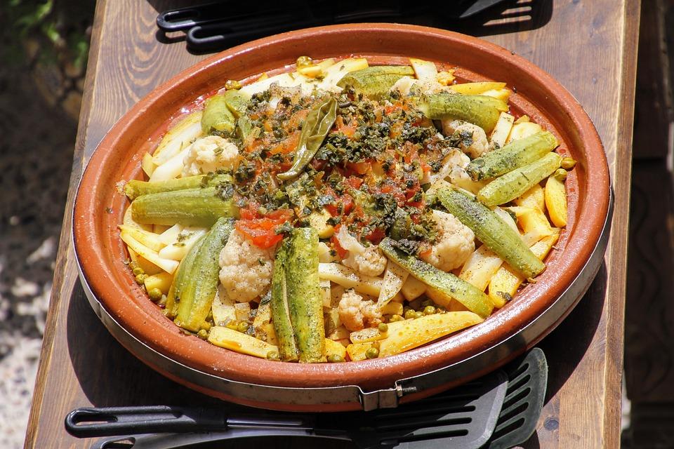 Tajine, Eat, Casserole, Moroccan, Morocco